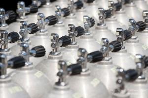 Flaskeventiler